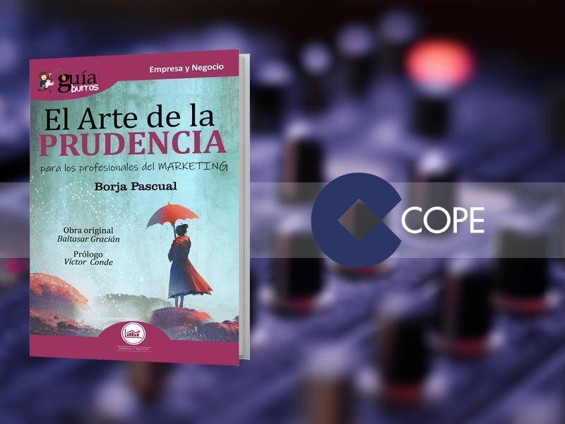 GuíaBurros El Arte de la Prudencia en COPE